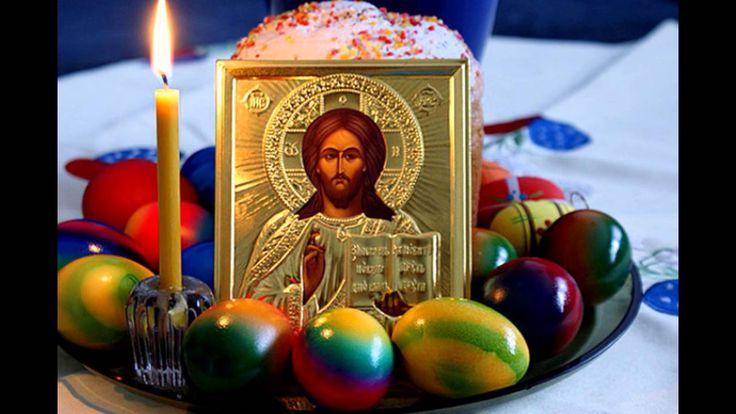 С Праздником  Пасхи друзья!