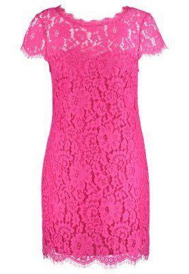 Sukienka letnia - fuchsia