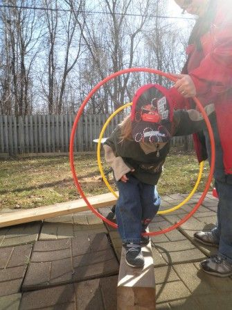 inexpensive balance beam and outdoor fun kid blogger network activities crafts pinterest. Black Bedroom Furniture Sets. Home Design Ideas