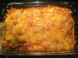 21 day fix extreme baked ziti recipe! Family favorite that is easy, simple and clean! http://andreasoderberg.blogspot.com/