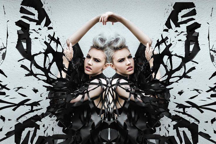 photo: jacek narkielun model: karolina /easten models fashion: luvyoutoo edyta jermacz