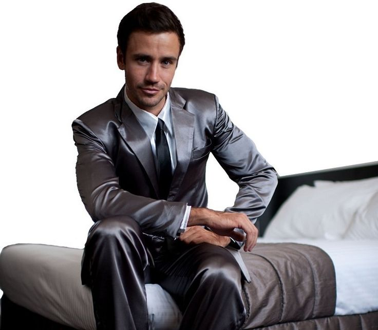 The Legendary Suit Pajamas For Awesome Men