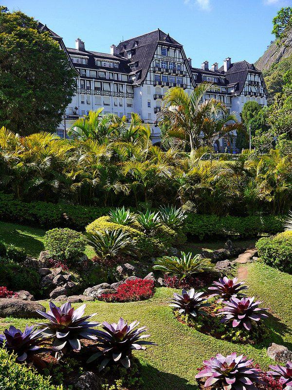 Quitandinha - Petrópolis - Hotel - Cassino - Condomínio - Rio de Janeiro - Brasil - Brazil