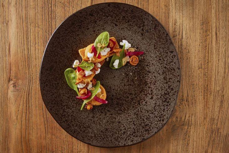 Z nového menu v restauraci Hergetova Cihelna