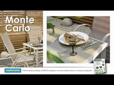Meble Ogrodowe Monte Carlo