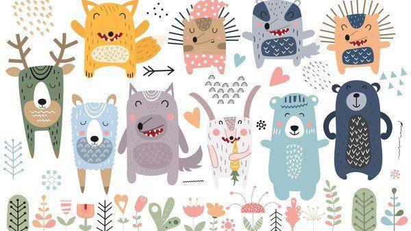 Olaf, Ralf, Thor y Viggo forman parte de esta lista. Aunque nos remitan a personajes o actores se trata de algunos de los nombres de origen nórdico más populares. Fabric Wall Art, Canvas Fabric, Canvas Wall Art, Olaf, Thor, Doodle Cartoon, Plant Wall, Wall Murals, Hedgehog