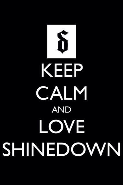 Shinedown- most be the SPD in me ;)