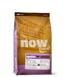 NOW! FRESH Grain Free Senior/Weight Management Recipe Dry Cat Food 16lb * You can get more details by clicking on the image.