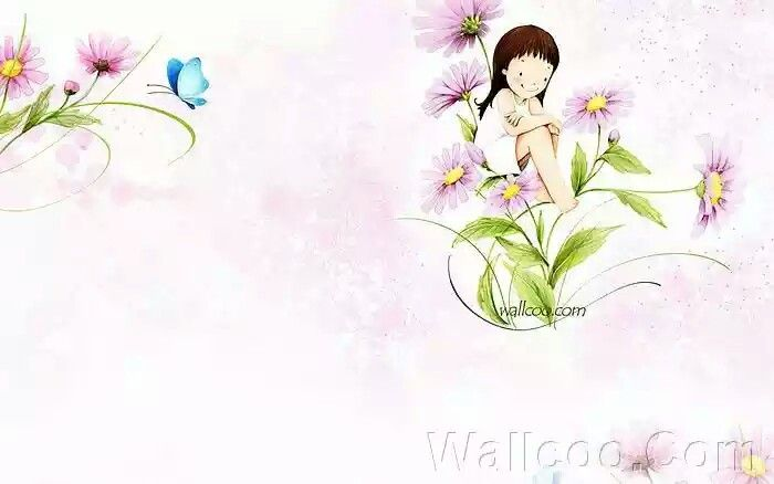 Image Description : Digital illustration, illustration artwork, South Korean Piainter,Cartoon illustrations, Art Illustration : Cute Flower Girl in Spring 、Colorful Beautiful and artistic illustraions, dreamy and peaceful, softness style, pastel color, Webjong, Kim Jong Bok illustrations, Kim Jong Bok Cartoon illustration, Sweet and beautiful children illustration , fairylike cartoon girls, Fairy, Cute and lovely