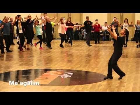 Ma'agalim - Gadi Bitton - dancing