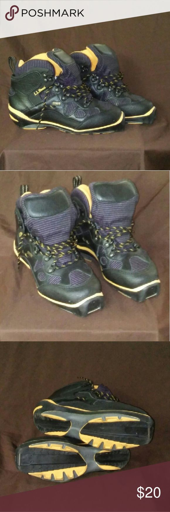 LL BEAN Cross Country Ski Boots NWOT LL Bean Gore-Tex Cross Country Ski Boots. SNS Profil (one metal bar in the toe of each boot). Women's 38. Perfect Condition. From a smoke free home. Make an offer! LL Bean Shoes Athletic Shoes