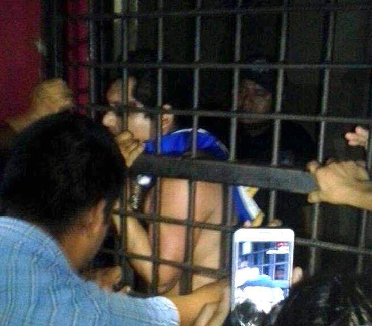Habitantes de Candelaria Loxicha encarcelan al presidente municipal.