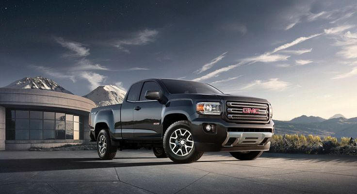 2016 GMC Canyon • New Release @ CarsFeatured.com