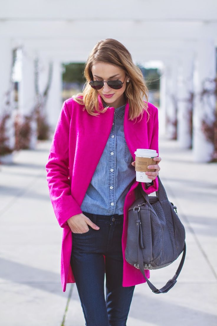 49 best pink coat images on Pinterest | Pink coats, Winter coats ...