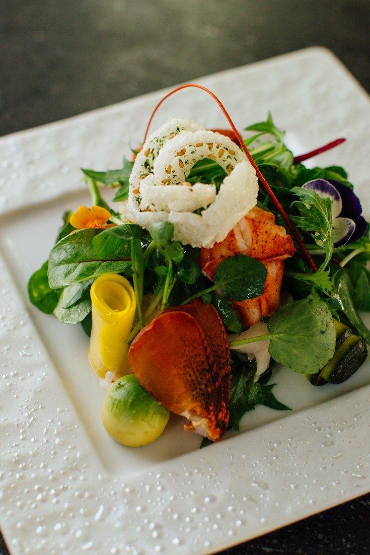 Blue apron yuzu kosho - Lobster Wa Salad With Yuzu Dressing