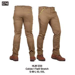 Celana Panjang Gunung dan Hiking tipe Cargo Pria [HLM 033] (Brand Trekking)…