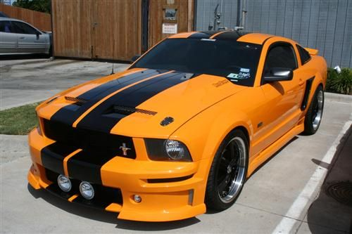 This 2007 Ford Mustang GT Deluxe spent 5 months in Texas at Sanderson's Customs and Conversions for Tribute - Gone in 60 seconds upgrades. Description from pinterest.com. I searched for this on bing.com/images