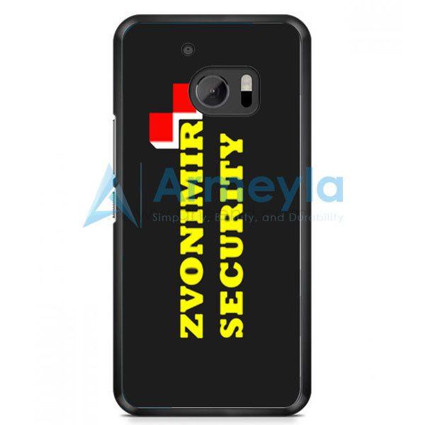 Zvonimir Security Mirko Crocop Team Pride Mma HTC One M10 Case | armeyla.com