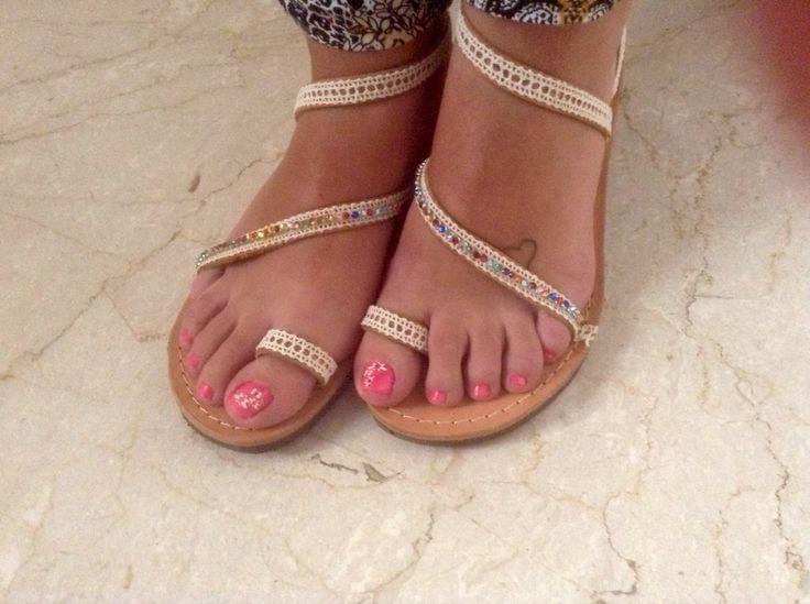 New sandals summer 2015
