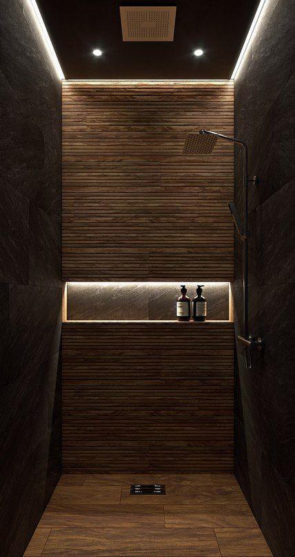 COCOON dunkle Badezimmer Inspiration | Badarmature…