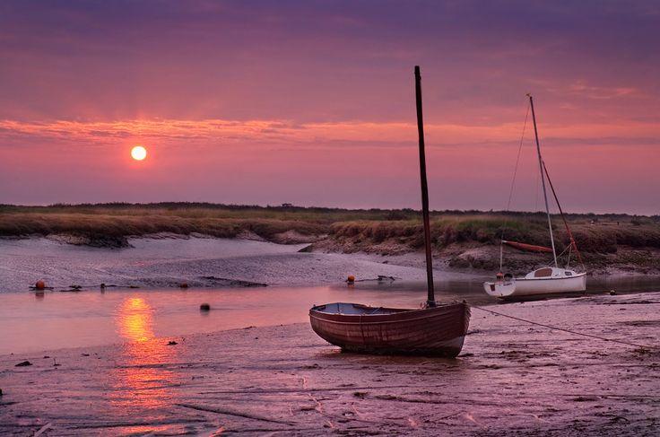 Photos of Morston on the North Norfolk Coast