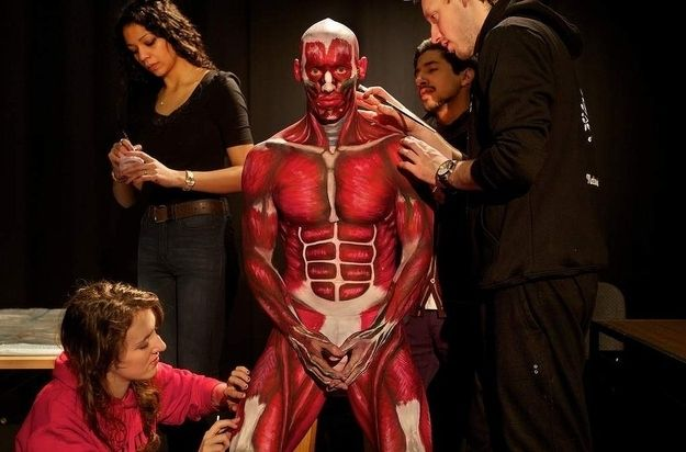Illustrated Man Costume | Community Post: Top 10 Hottest #Halloween #Costumes For 2013