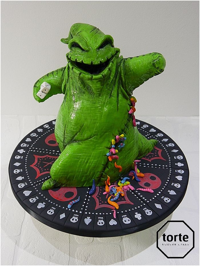 Mr Oogie Boogie Man from The Nightmare Before Christmas