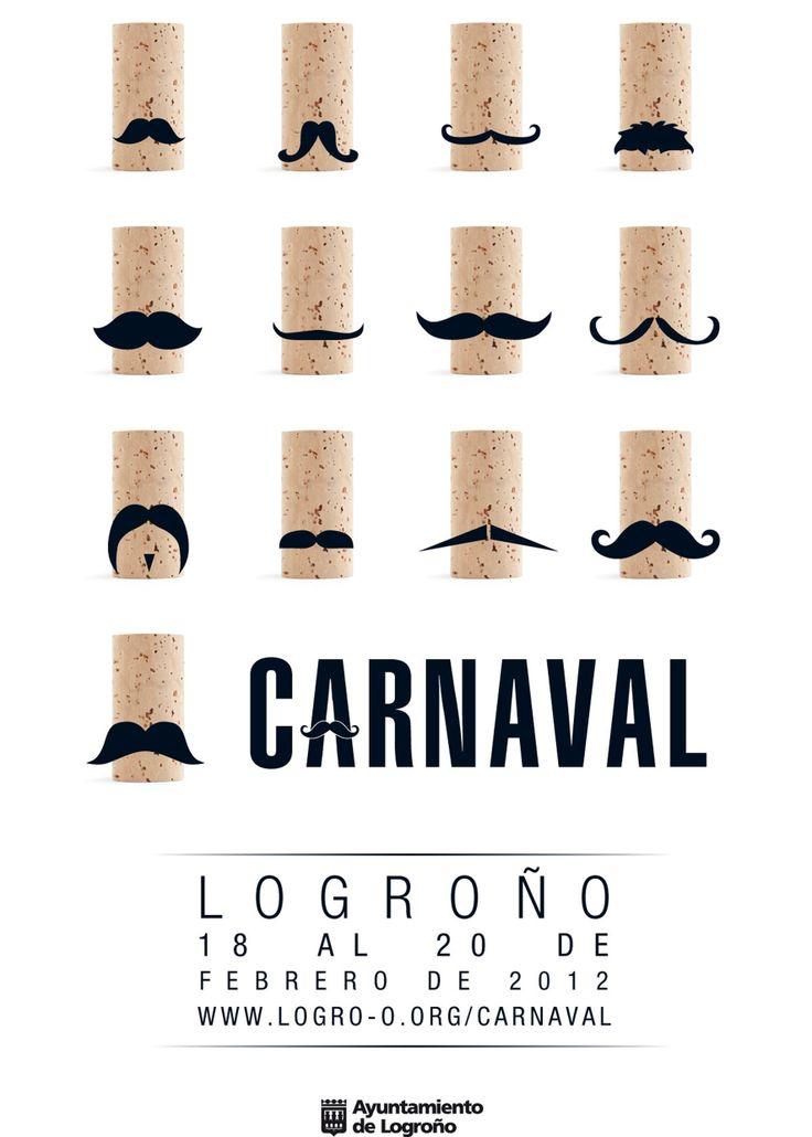 Logroño Cartel Carnaval 2012