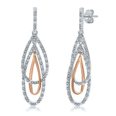 Ct Tw Diamond Earrings