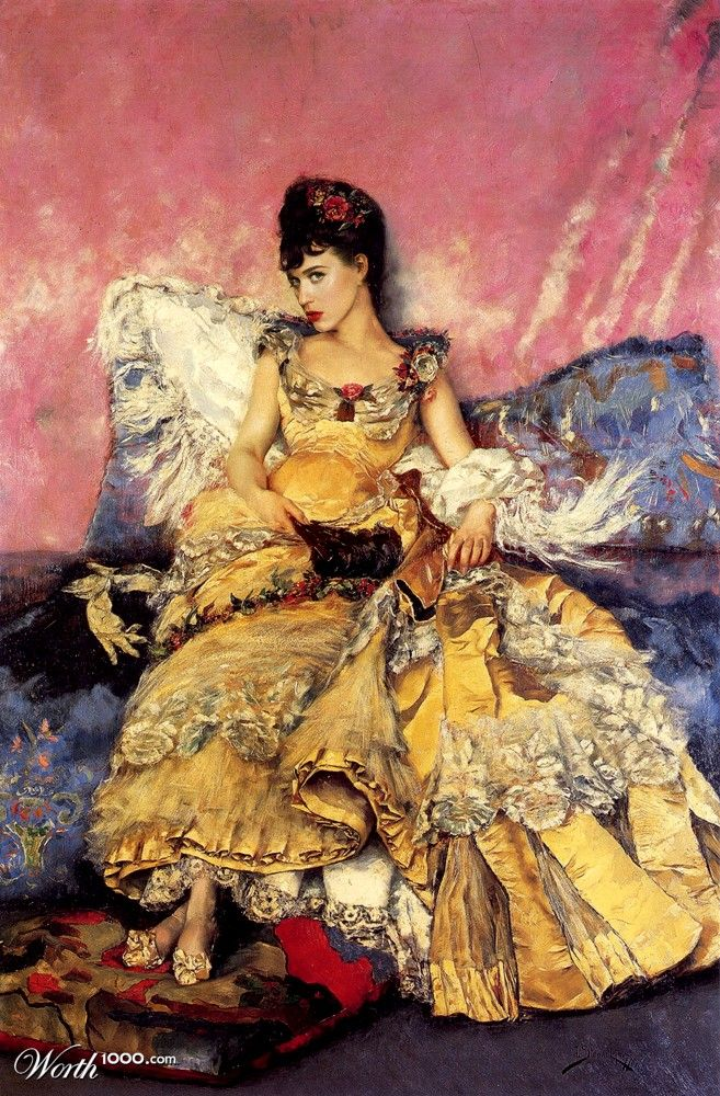 67 Best Famous People In Famous Paintings Images On Pinterest