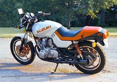 #suzuki gs 550 m katana 1981 #motorcycles