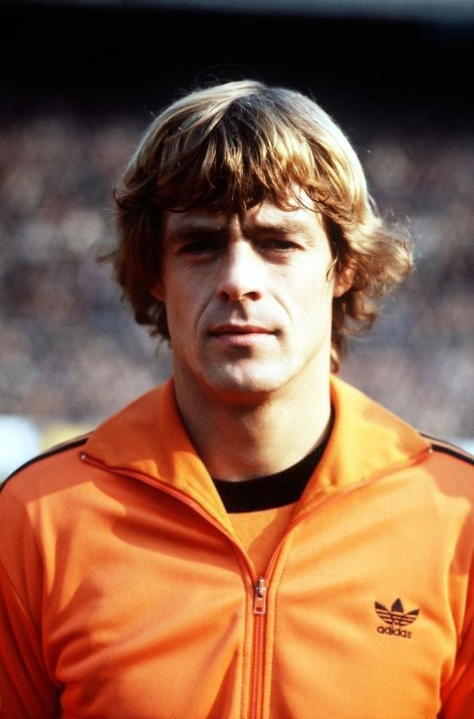 Johnny Rep, Holland February 24, 1978