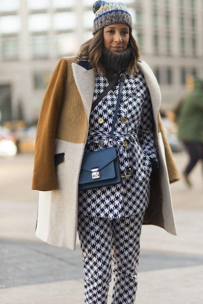 UBRANIA W KRATĘ: JAK I Z CZYM JE NOSIĆ? #check #fashion #streetstyle #woman #bag