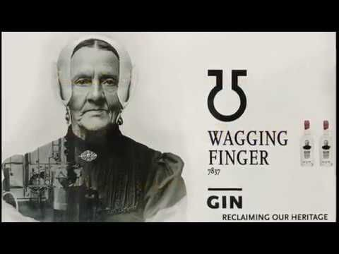 Visiting Wagging Finger Gin and Kintra Whisky in Deventer, the Netherlands