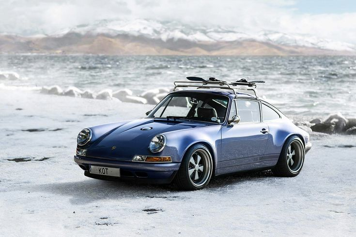 Singer Vehicle Design: The Ultimate Porsche 911 Comes From California | Fortune
