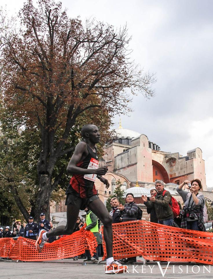34th Intercontinental Istanbul Eurasia Marathon
