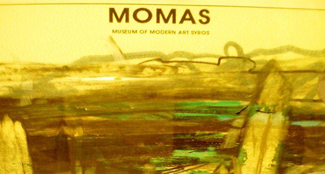 Η ΔΕΥΑΣ και το FORUM20.21 αναδεικνύουν το  MOMAS και το πέρασμα του Μάρτιν Κιπενμπέργκερ από τη Σύρο