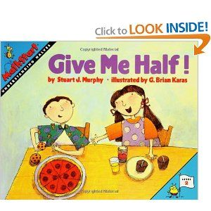 Books to make learn fractions