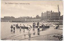 GORLESTON - Great Yarmouth - Children's Corner - 1914