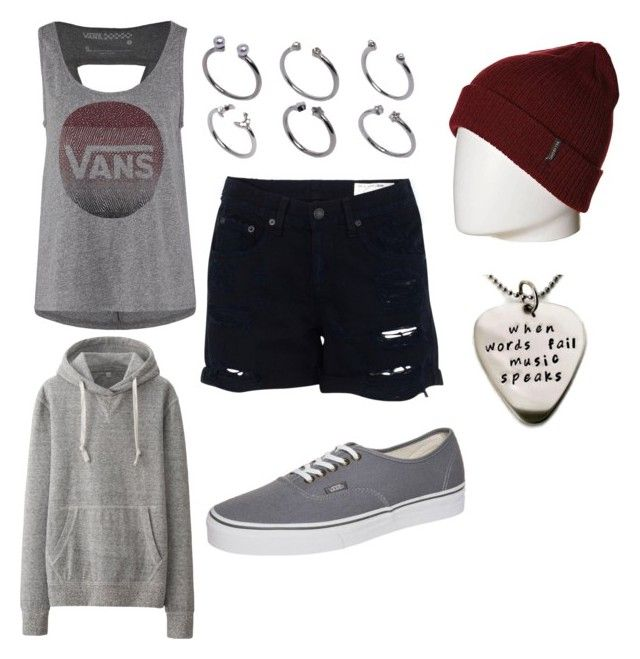 Vans Warped Tour Outfit #2 by band-obsessed-forever on Polyvore