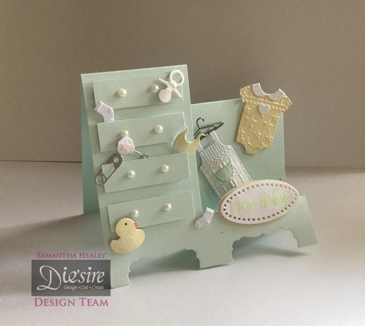 Featuring goodies from Sara Davies' Little Angel collection #crafterscompanion