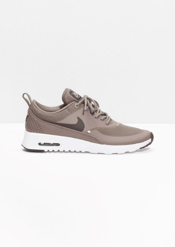 Nike Air Max Thea Women's Running Shoes Light Bone/Light