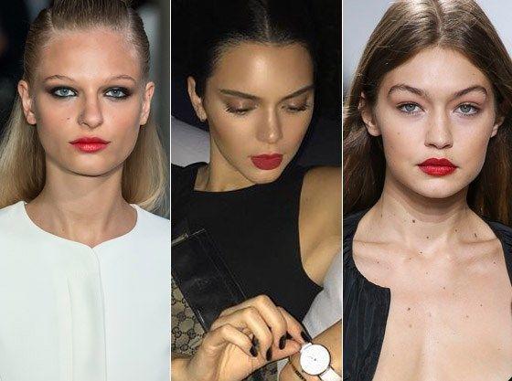 TREND. Zo creëer je perfect gestifte rode lippen - Gazet van Antwerpen: http://www.gva.be/cnt/dmf20170622_02936629/trend-zo-creeer-je-perfect-gestifte-rode-lippen