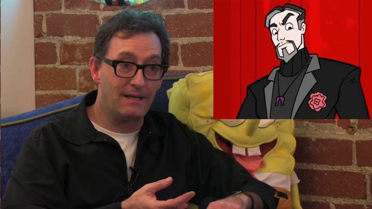 Obscure Voices: Tom Kenny as Zatara from Cartoon Monsoon's ZaTanna