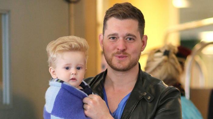 Anak Michale Buble - Putra Musisi Ini Terkena Penyakit Langka Kanker Lever, Apa Itu?