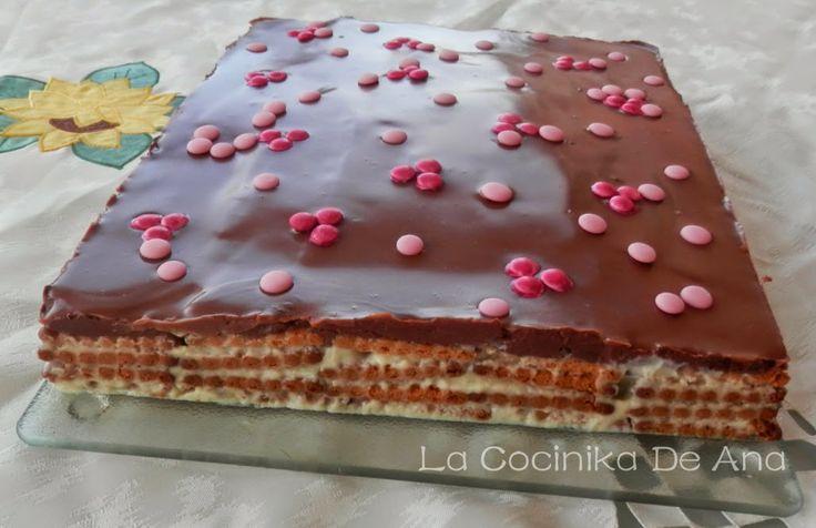 La Cocinika De Ana: Tarta de la abuela