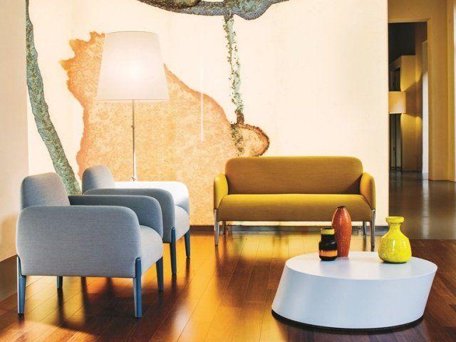 Salon Design   50 Idées Sur Le Mobilier Tendance En 2015!