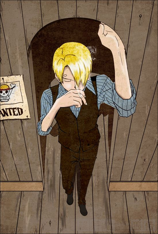 """So I'm not rlly up to date on One Piece but I'm at the part shere The Strawhat Crew try to get Nami back at her """"home crew"""". ok, so when Sanji left the restaurant to join Luffy, I CRIED. OH MY GOD, when it comes to people leaving eachother, the pheels. The pheels."""