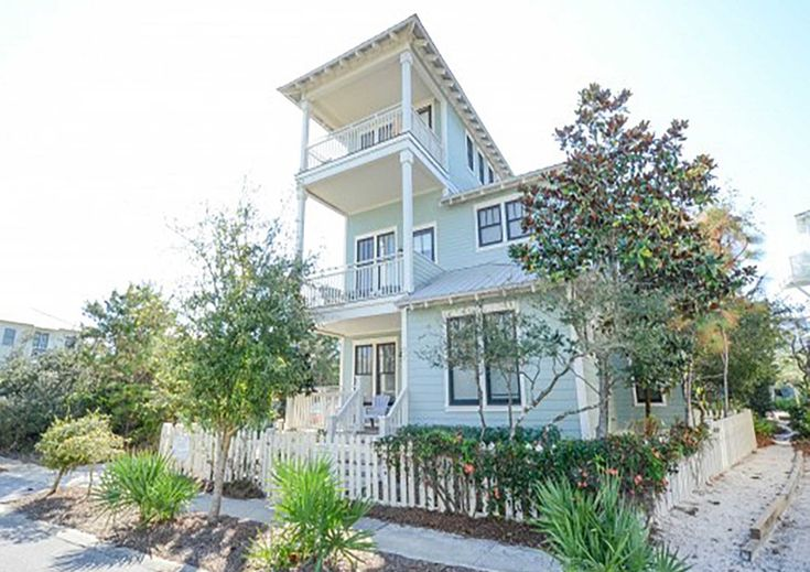 5 O Clock Somewhere Vacation Home In 30a By Southern Southern Vacations Vacation Rental Beach Vacation Rentals