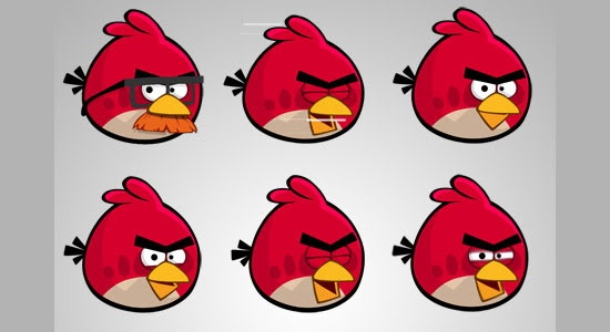 Red angry birds icon! FREE!